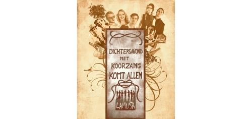 Voorjaar 2011: Dichtersavond